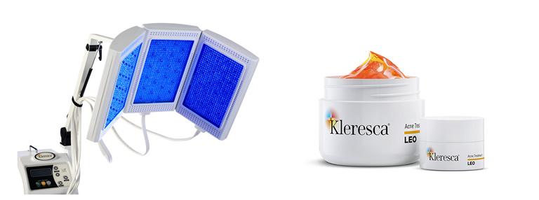 trattamento-antiacne-biofotonico-klereska